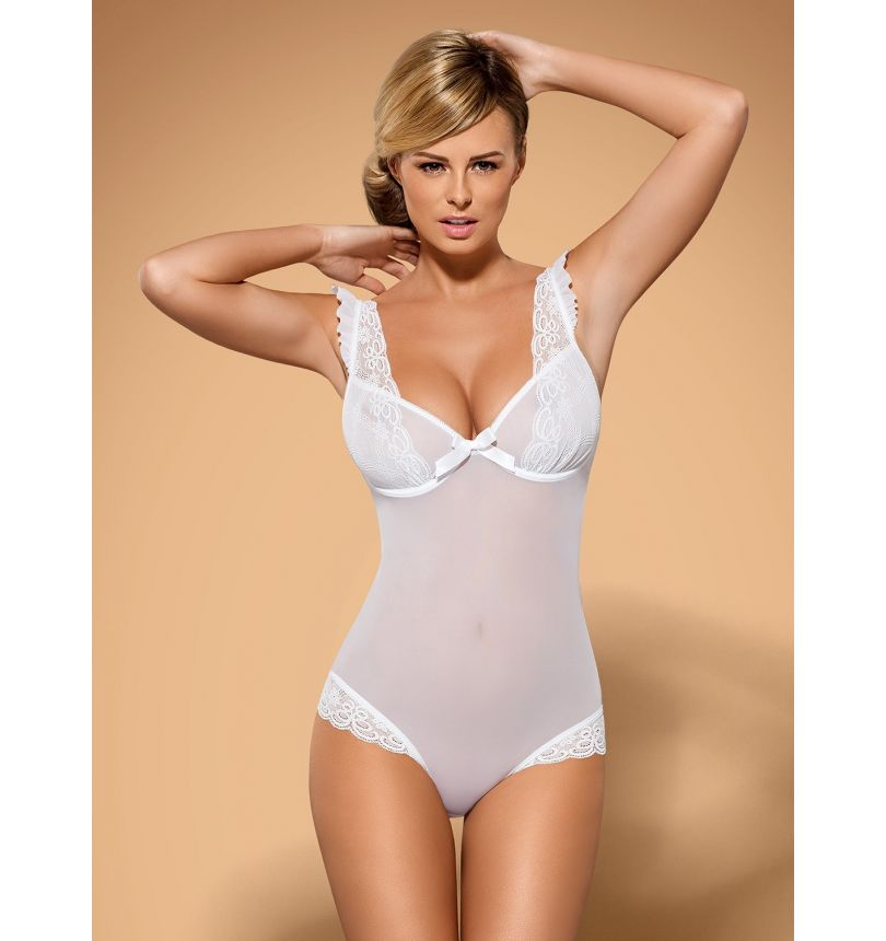 Julitta teddy white