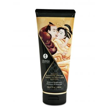 Creme de Massage delectable - douceur d'amande